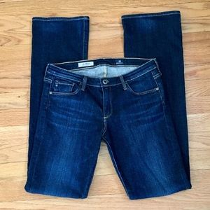 """Adriano Goldschmied """"AG"""" Jeans Olivia Skinny Boot"""